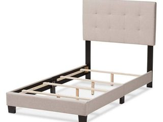 Copper Grove Gargan Upholstered Panel Bed  Retail 135 99