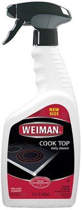Weiman Cook Top Daily Cleaner  22 fl  oz