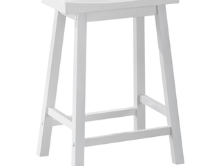 Monarch Barstool white