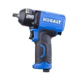 Kobalt 0 375 in 350 ft Air Impact Wrench