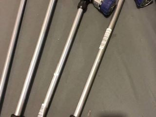 lot of 4 Outdoor Hose Multi Pattern Wand