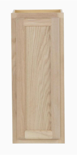 Wooden 12in Base Cabinet