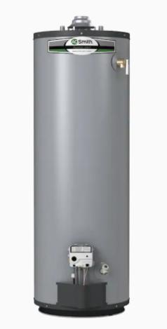 AO Smith 40 Gallon Natural Gas Water Heater