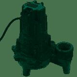 Zoeller Bn2701 1hp Cast Iron Submersible Grinder Pump RETAIl  619