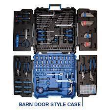 Kobalt 200 Piece Household Tool Set with Hard Case RETAIl  99