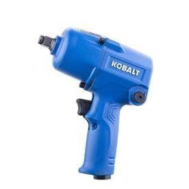 Kobalt 0 5 in 400 ft lbs  Air Impact Wrench RETAIl  47 98