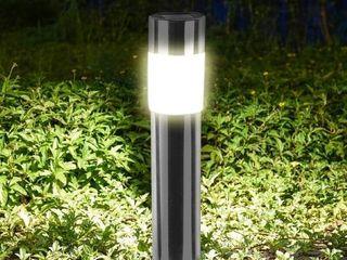 1/2/4/8PC Solar Garden Lights Lawn Light Stainless-steel Outdoor Waterproof Lawn Light for Garden Yard Lawn
