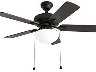 Harbor Breeze lake Canton lED Indoor Ceiling Fan