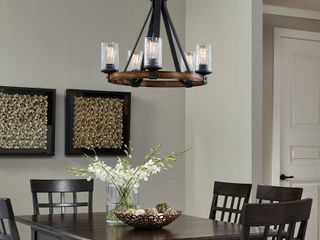 Kichler Barrington 5 light Chandelier