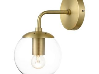 light Society Zeno Globe Wall Sconce