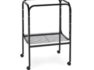 Prevue Pet Products Bird Cage Stand w  Shelf
