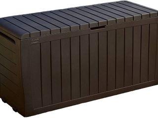 Keter Marvel Plus 71G All Weather Storage Deck Box