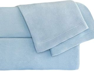 Cozy Fleece Microfleece Sheet Set   Full