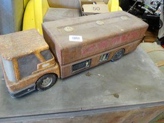 Antique Texaco toy truck