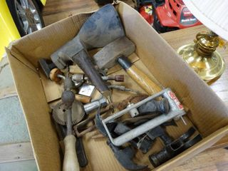 lot of old tools   misc