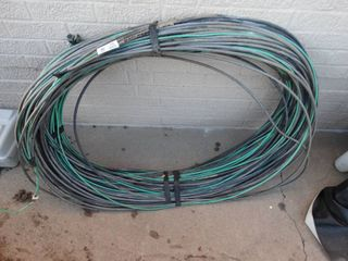 lARGE roll of well pump electrical wire
