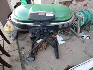 Coleman road trip grill  folding portable grill