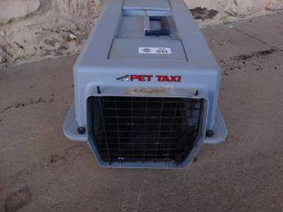 Pet taxi dog crate