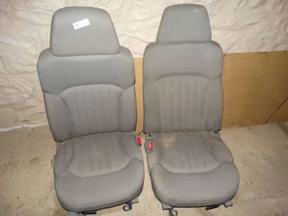 2 seats out of Chevy Blazer