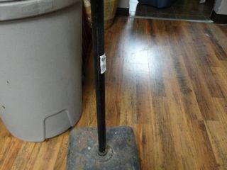 Metal stand  grinder vise