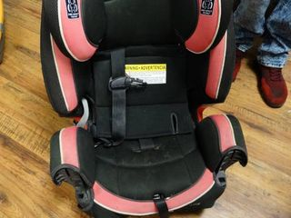 Graco 10 position childs car seat