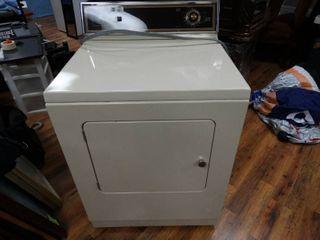 Maytag electric dryer w  cord