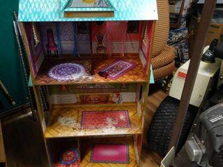 Disney Frozen doll house