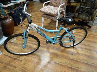 Next Avalon aluminum ladies 7 speed bicycle
