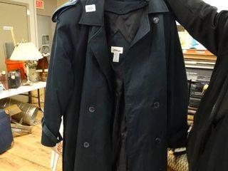 Worthington Size 12 ladies trench coat