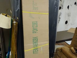 New in box decorative floor lamp