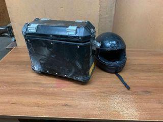 Welding helmet and case
