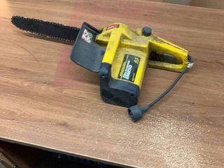 Electramac EM250 chainsaw