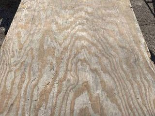6ft x 30  wood table