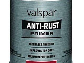 Valspar 21851G Red Oxide Primer Enamel   1 Gallon