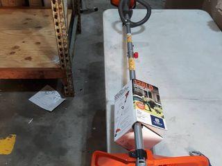 128 lD Straight Shaft Gas Trimmer 28 CC