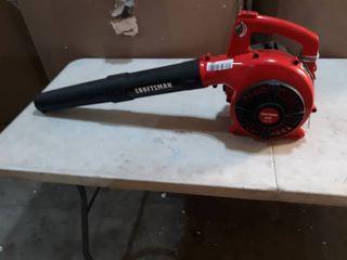Craftsman B210 2 Cycle Gas leaf Blower
