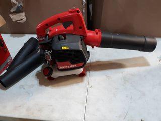 Craftsman B210 2 Cycle Electric leaf Blower