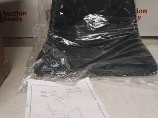 Carbon loft Prusiner Faux leather Counter Stool