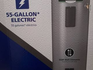 Signature Select AO Smith 55 Gallon Electric Water Heater