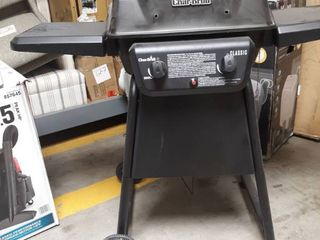 Char Broil Classic 2 Burner Gas Grill  Scuffs on Handle Otherwise Unused