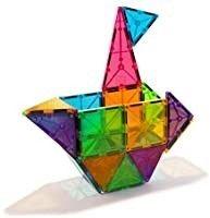 Magna Tiles 40 Piece Clear Colors Set