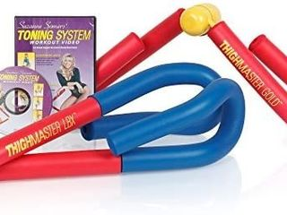 Exercise   Fitness Toning System Featuring Thighmaster Gold And lbx