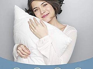 Emolli Throw Pillow Insert Set   1 each Down Alternative Polyester Pillow Insert  18x 18 Inches