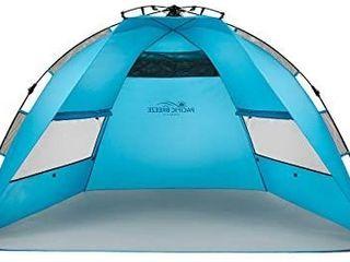 Easy Setup Beach Tent