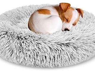 GASUR Dog Bed Cat Beds Donut