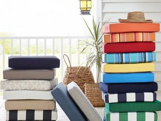 Sunbrella 23 x25 x5  Patio Seat Cushion