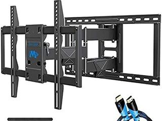 Mounting Dream Full Motion TV Mount Ul listed TV Wall Mount Bracket for 42 75 Inch TVs