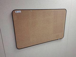 Cork board   Approx  36  x 23