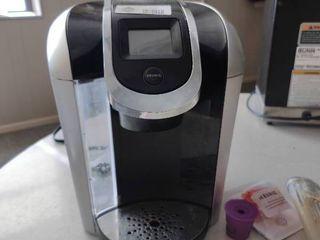 Keurig 2 0 Coffee Maker