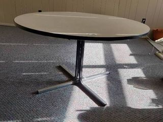 Round Table  Approx  48  D x 27  H